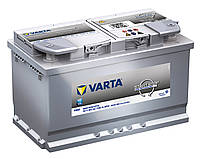 Гелевый авто VARTA START-STOP PLUS 12V 80AH 580 901 080