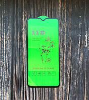Скло 11D для Xiaomi Redmi note 9 - black