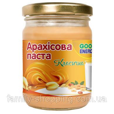 Арахисовая паста Классическая, 180 г