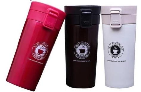 Термокружка 380 мл Coffee Cup термочашка термостакан