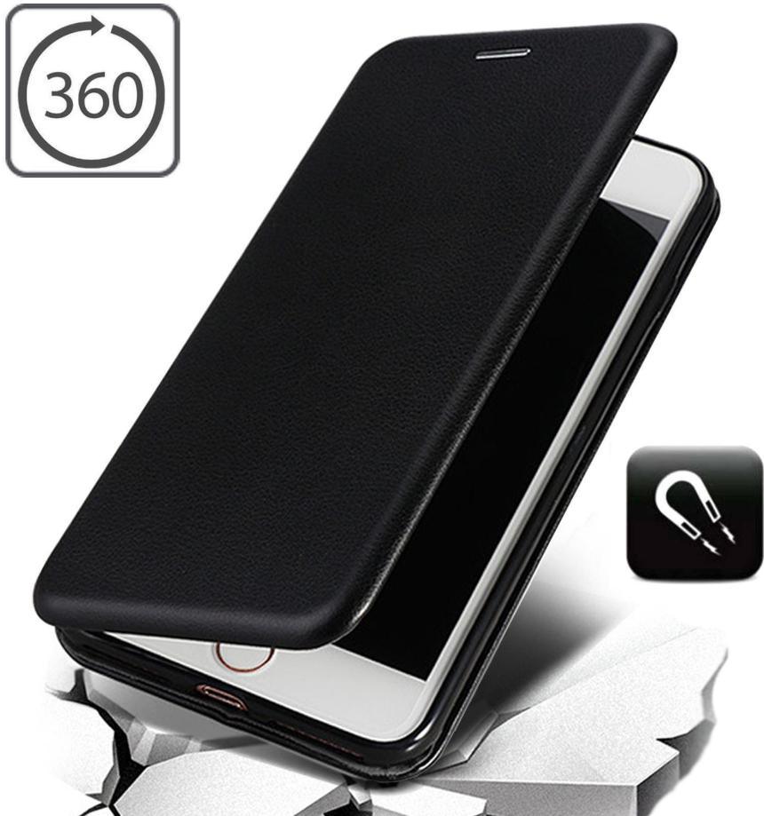 Чехол книжка с магнитом Huawei Y6 Pro (TIT-U02)