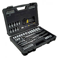 "Набір інструментів 80од 1/4"", 3/8"", 1/2"" Stanley STHT0-73930 | набор инструмента, інструменту"