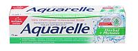 Зубная паста Aquarelle 75г HERBAL+Phytomix