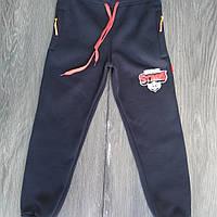 Теплые спортивные штаны на флисе для мальчика подростка бравл старс, brawl stars