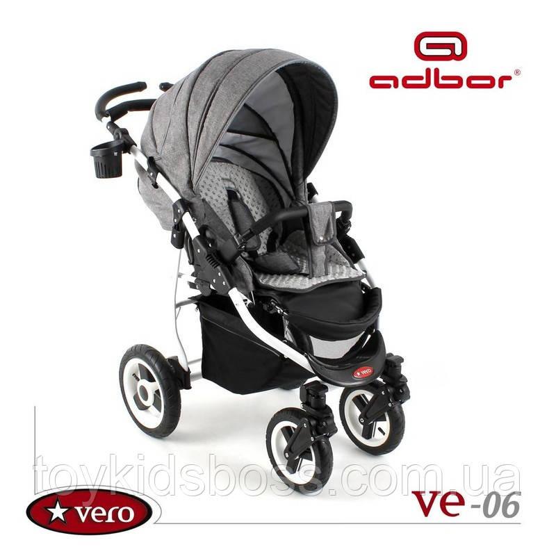 Детская прогулочная коляска Adbor Vero VE-06
