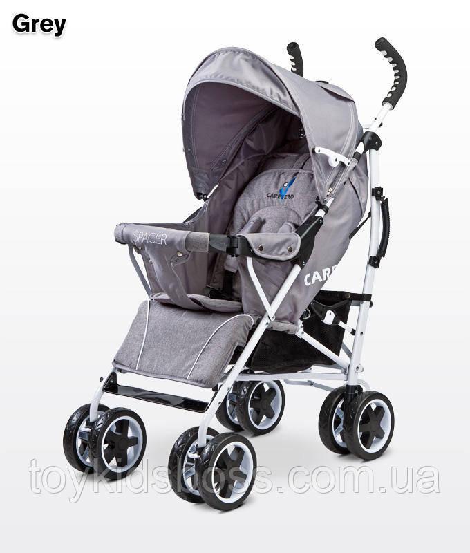 Дитяча прогулянкова коляска Caretero Spacer grey
