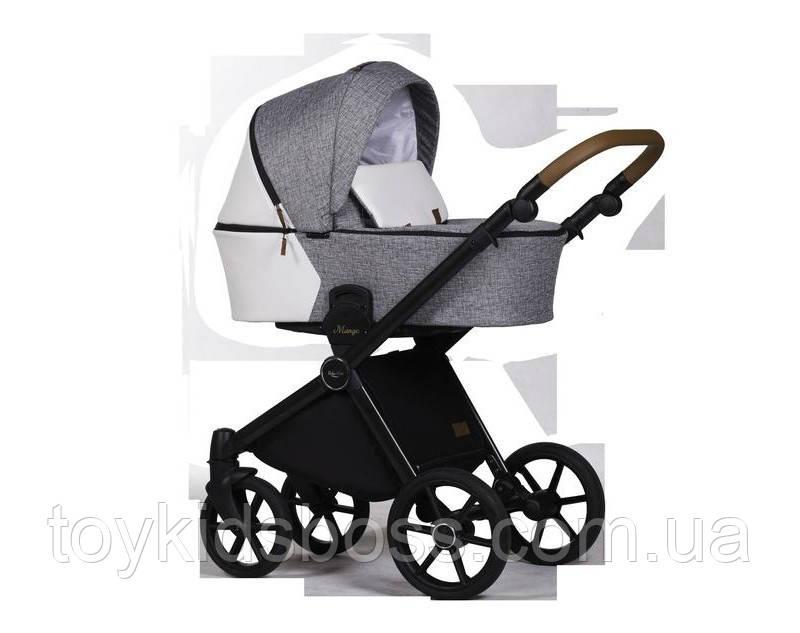 Дитяча універсальна коляска 2 в 1 Baby Merc Mango 196