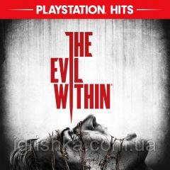 The Evil Within Ps4 (Цифровой аккаунт для PlayStation 4) П3