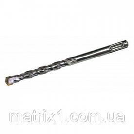 Бур по бетону, 6 x 110 mm, SDS PLUS // MATRIX