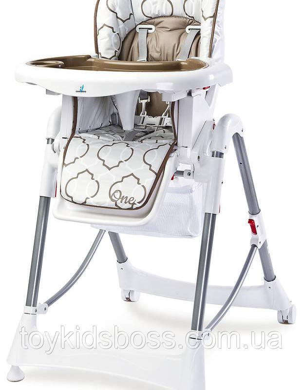 Детский стульчик для кормления Caretero One