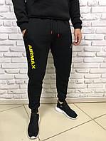 Теплые мужские спортивные штаны Nike Airmax