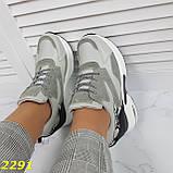 Кроссовки женские К2291, фото 4