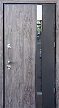 Входные двери Straj уличная серия Proof модель Рио-З SL с замками Mottura (с оцинкованной сталью 1 мм)