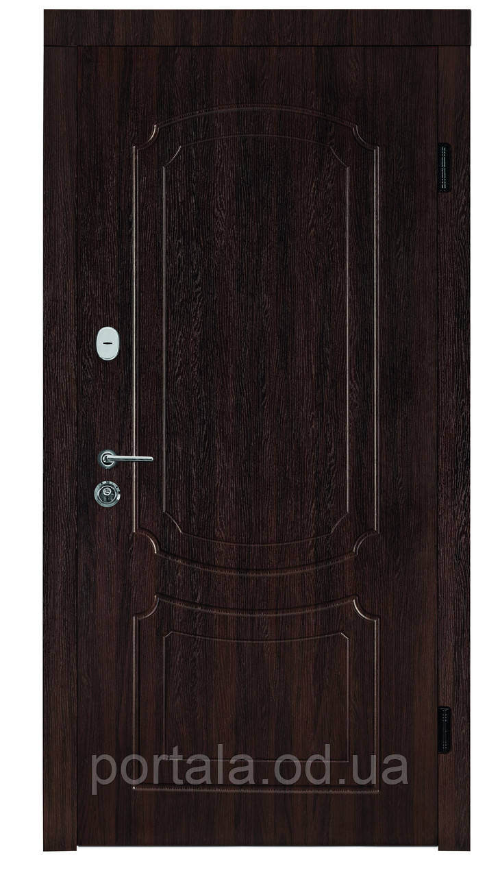 """Вхідні двері """"Портала"""" (серія Люкс) ― модель Оксфорд"""