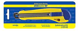 """Нож канц. 18мм """"BuroMAX"""" BM4617"""