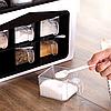 Багатофункціональний кухонний органайзер Supretto для приладів і спецій, фото 5