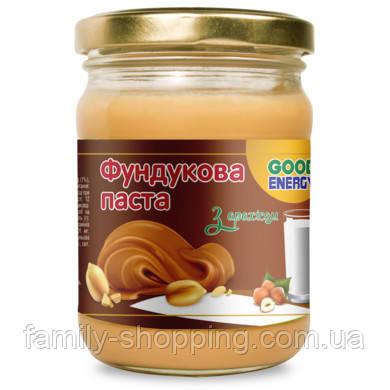 Фундуковая паста С арахисом, 180 г