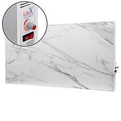 Керамическая панель с терморегулятором LIFEX Classic 500R (белый мрамор)