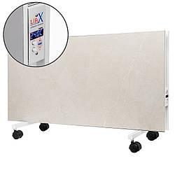 Напольный керамический обогреватель LIFEX D.Floor 1200 (бежевый мрамор) с программатором