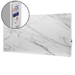 Керамическая панель с программатором LIFEX Classic 500 (белый мрамор)