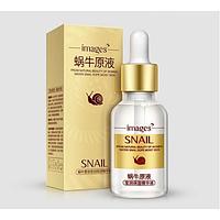 Сироватка для обличчя IMAGES Snail з гіалуронової кислотою і екстрактом равлики 15 мл