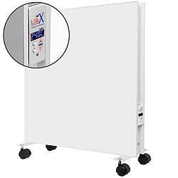 Напольный керамический обогреватель LIFEX D.Floor 800 (белый) с программатором