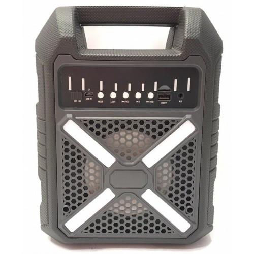 Колонка міні-валіза B706 з виходом на мікрофон