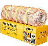 6,4м2 Нагрівальний мат In-Therm ECO FENIX Чехія на 6.4 м. кв для теплої підлоги, фото 2