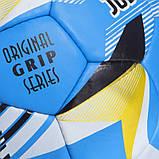 М'яч футбольний №5 Гриппи 5сл. JUVENTUS FB-0681 (№5, 5 сл., зшитий вручну), фото 3
