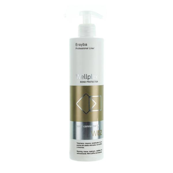 Средство для лечения и восстановления волос после окрашивания Erayba Wellplex W02 Bond Connector 500 мл