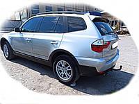 Прицепное устройство со сьемным крюком (Фаркоп) BMW X3 2006-2010 г.в.