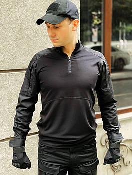 Рубашка UBACS тактическая Black