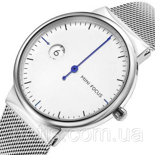 Mini Focus MF0182G.01 Silver-White