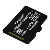 Карта пам'яті Kingston Canvas Select Plus microSD 32Gb Class 10 А1 UHS-1