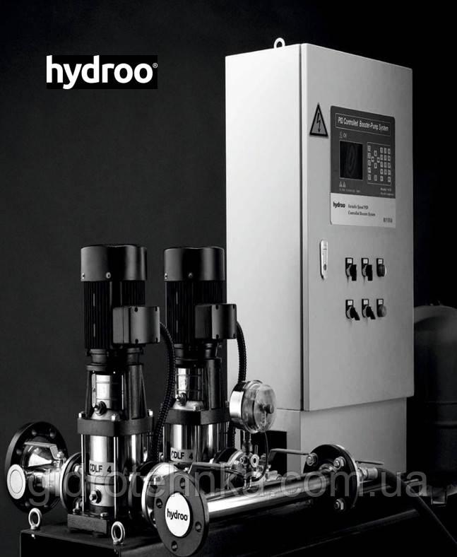Насосна станцiя пiдвищення тиску  HYDROO  (Iспанiя)