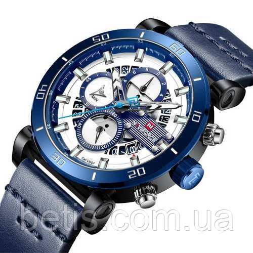 Naviforce NF9131 Blue-White