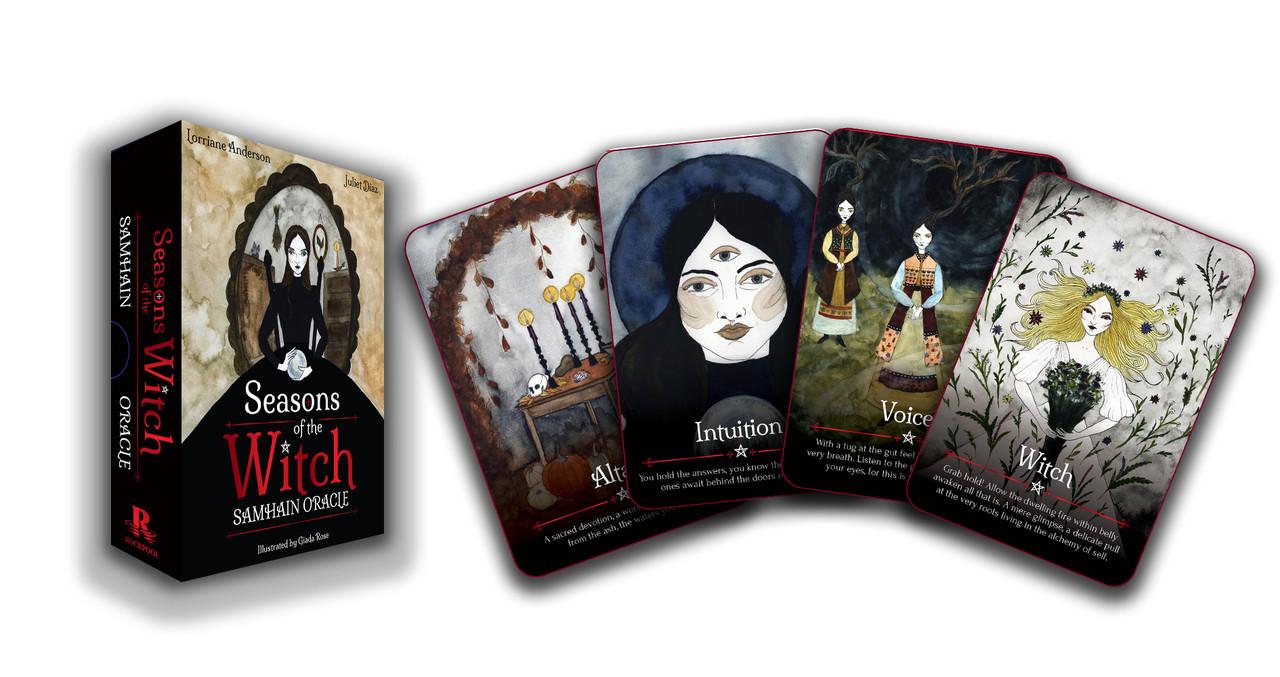Seasons of the Witch - Samhain Oracle/ Времена Ведьмы - Самайн Оракул