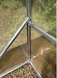"""Теплиця """"Дарина"""" 4х10м, труба 20х20мм з плівкою 120 мкм, фото 7"""