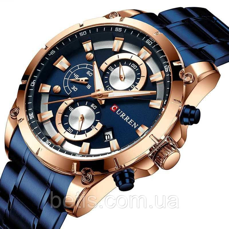 Curren 8360 Blue-Gold