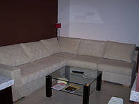 Угловой диван — Капучино. Изготовление мягкой мебели. Элитная мягкая мебель под заказ.