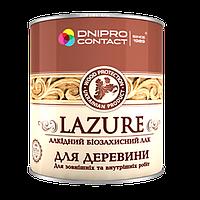 Алкидная пропитка для дерева Черешня 2,5 л Днипро-Контакт