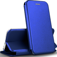 Чехол-книжка G-case для Xiaomi Mi 10/10 Pro Blue