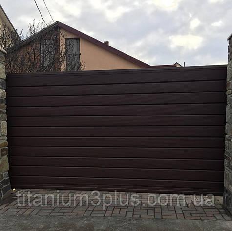 Откатные и распашные ворота любой конфигурации. Индивидуальный подход., фото 2
