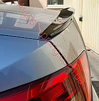 Спойлер лип Volkswagen Passat B8. Сабля, козырек. Спойлер на багажник, фото 1