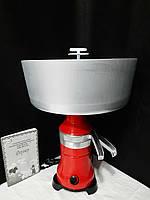 """Сепаратор для молока і вершків """"Фермер 100л/год"""". Металевий корпус. (Слівкоотделітель)., фото 1"""