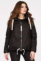 X-Woyz Куртка спортивная черная X-Woyz LS-8833-8 размер 44