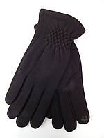 Женские сенсорные перчатки трикотаж/мex от 10 пар оптом