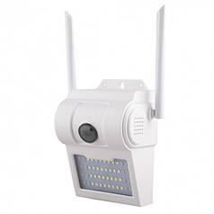 Уличная IP камера видеонаблюдения c WiFi HLV 6949 White