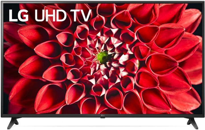 Телевизор LG 43UN71006LB + умный пульт