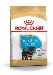 Корм Royal Canin Yorkshire Terrier Puppy для щенков породы йоркширский терьер 7,5 кг